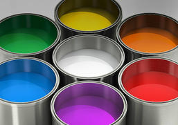 coating color matching service